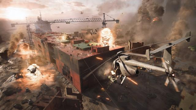 Battlefield 2042 (Battlefield 6) Screenshot