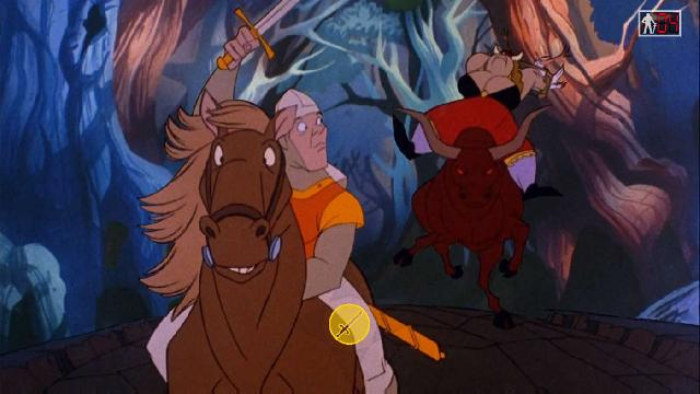 Dragon's Lair Trilogy screenshot 20334