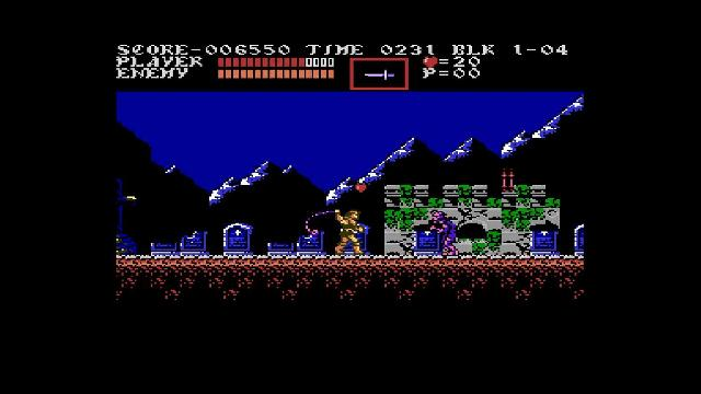 Castlevania Anniversary Collection screenshot 20400