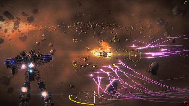 War Tech Fighters screenshot 24963