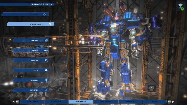 War Tech Fighters screenshot 24968