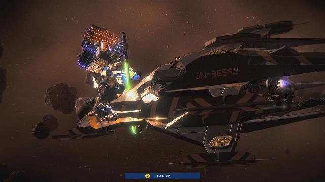 War Tech Fighters screenshot 24970