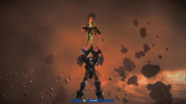 War Tech Fighters screenshot 24971