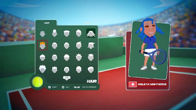 Super Tennis Blast screenshot 20392