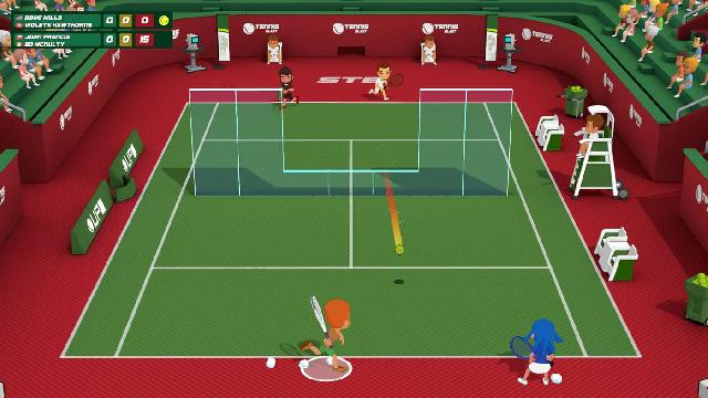 Super Tennis Blast screenshot 20395