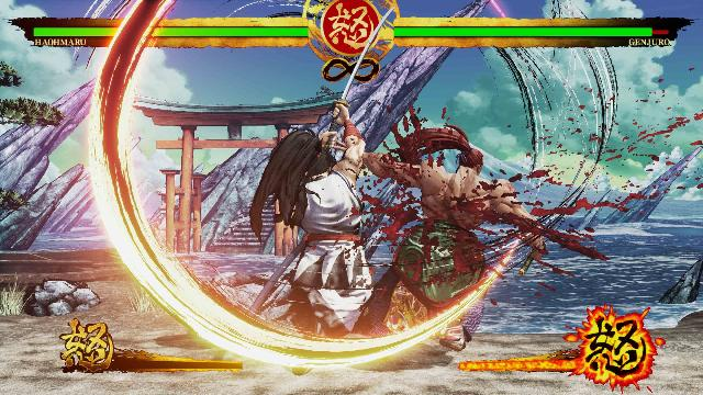 SAMURAI SHODOWN screenshot 20617