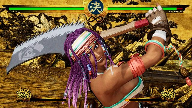 SAMURAI SHODOWN screenshot 20618