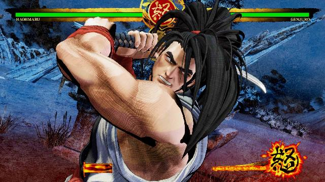 SAMURAI SHODOWN screenshot 20615