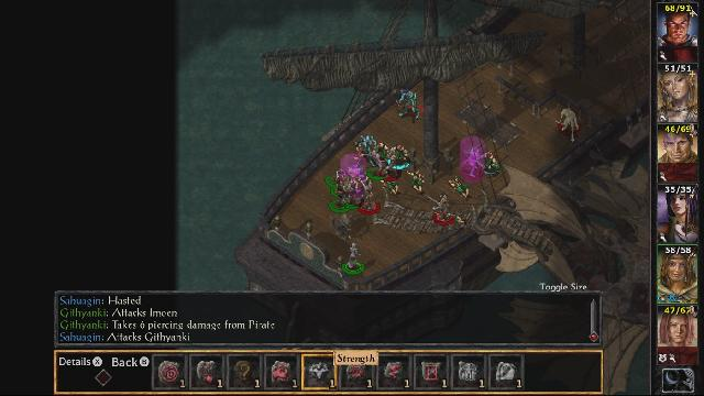 Baldur's Gate II: Enhanced Edition screenshot 23073