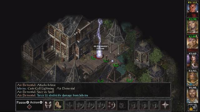 Baldur's Gate II: Enhanced Edition screenshot 23074
