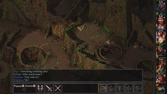 Baldur's Gate II: Enhanced Edition screenshot 23075