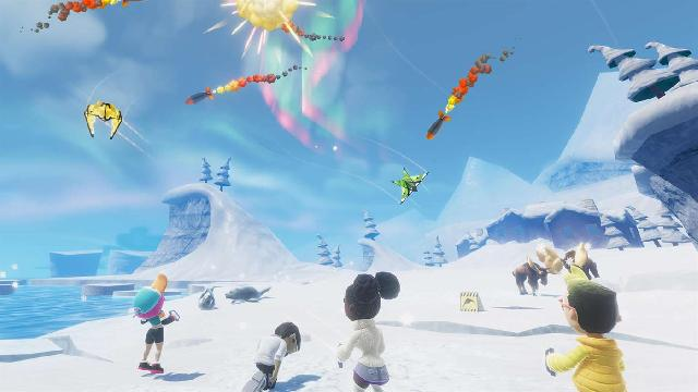 Stunt Kite Party screenshot 20717