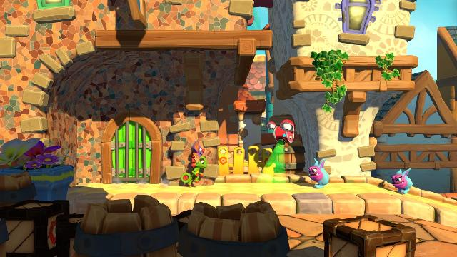 Yooka-Laylee and the Impossible Lair screenshot 22882