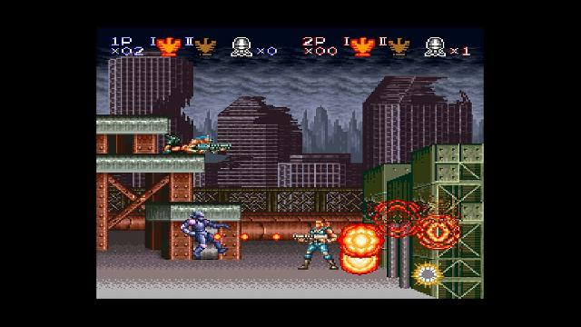 Contra Anniversary Collection screenshot 20831