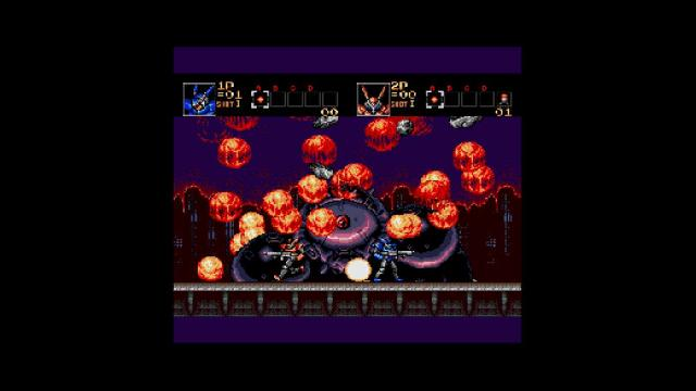 Contra Anniversary Collection screenshot 20833