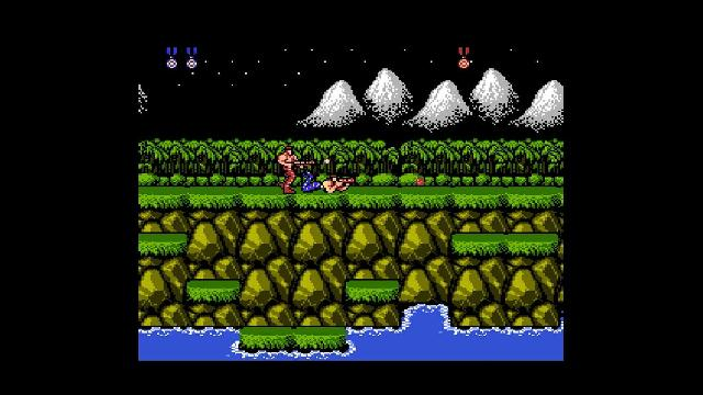 Contra Anniversary Collection screenshot 20838