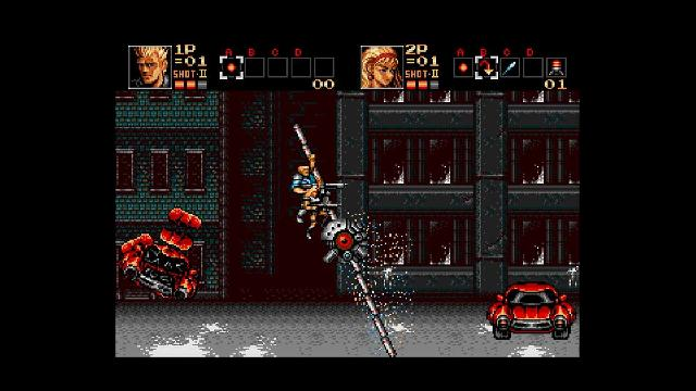 Contra Anniversary Collection screenshot 20832