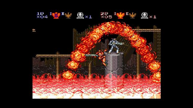 Contra Anniversary Collection screenshot 20834