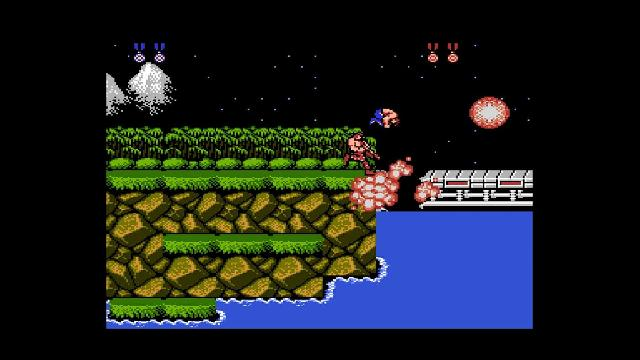Contra Anniversary Collection screenshot 20837