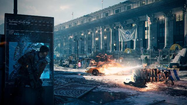 Tom Clancy's The Division screenshot 3787