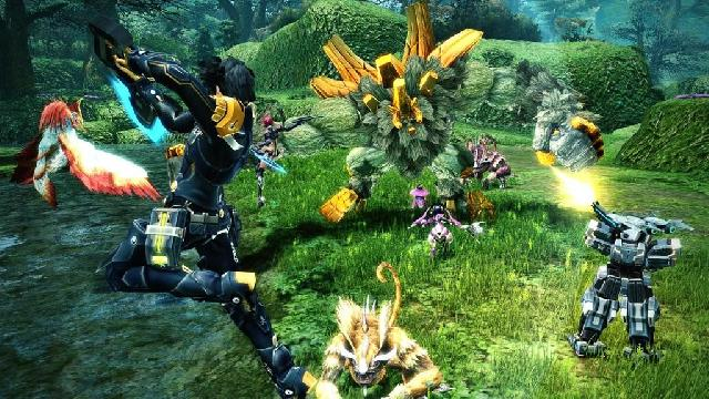 Phantasy Star Online 2 screenshot 21000