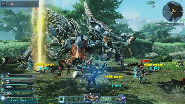 Phantasy Star Online 2 screenshot 25681