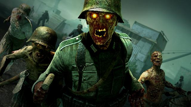 Zombie Army 4: Dead War Screenshots, Wallpaper