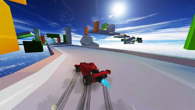Jet Car Stunts screenshot 2790