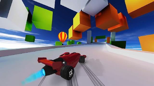 Jet Car Stunts Xbox One Screenshot