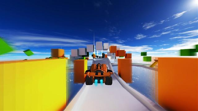 Jet Car Stunts screenshot 2792