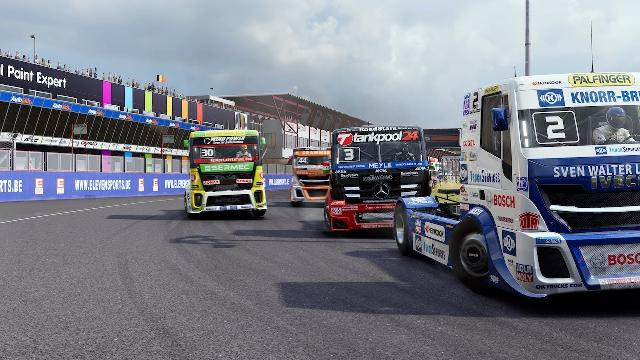 Truck Racing Championship screenshot 21212