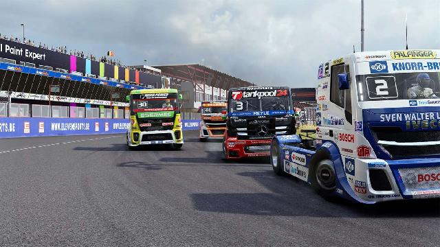 Truck Racing Championship screenshot 21354
