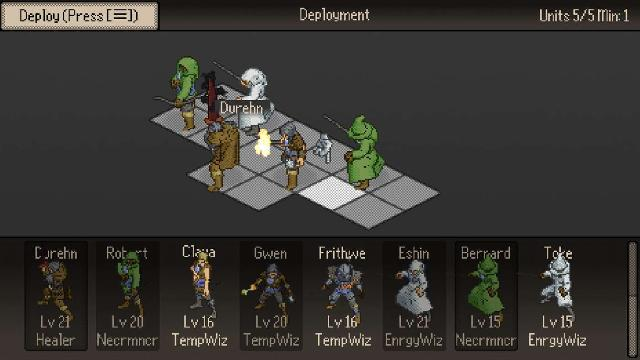 Tactics V: Obsidian Brigade screenshot 21221
