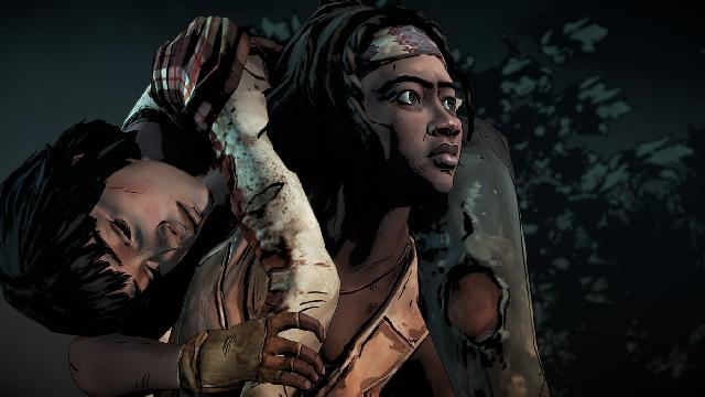 The Walking Dead: The Telltale Definitive Series screenshot 21653