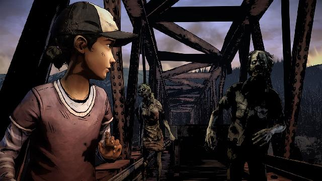 The Walking Dead: The Telltale Definitive Series screenshot 21656