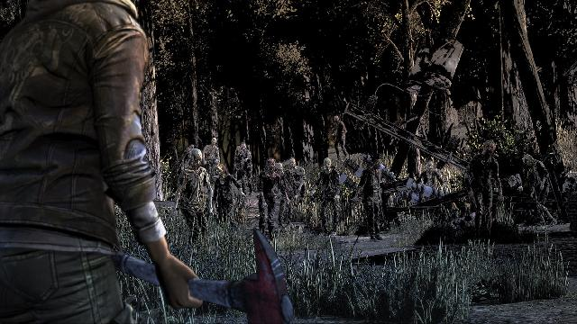 The Walking Dead: The Telltale Definitive Series screenshot 21657