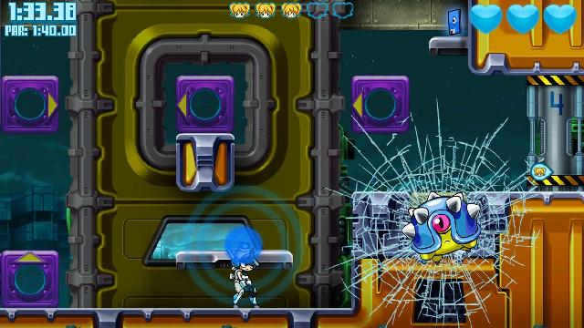 Mighty Switch Force! Collection screenshot 21387