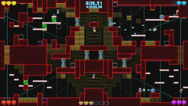 Mighty Switch Force! Collection screenshot 21389