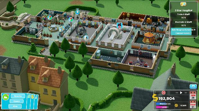 Two Point Hospital screenshot 21421