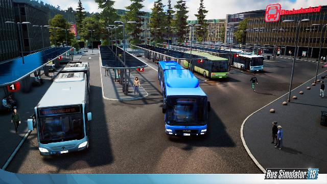 Bus Simulator screenshot 21426