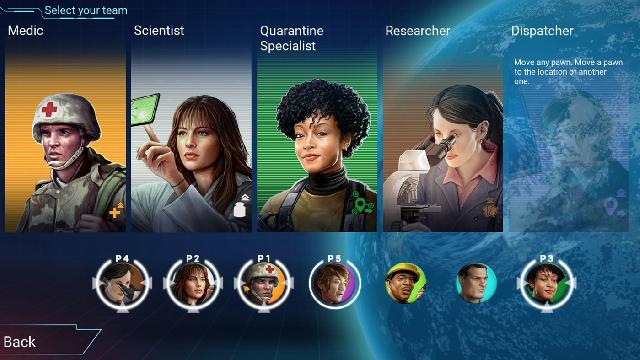 Pandemic: The Board Game Screenshots, Wallpaper