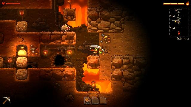 SteamWorld Dig screenshot 3425