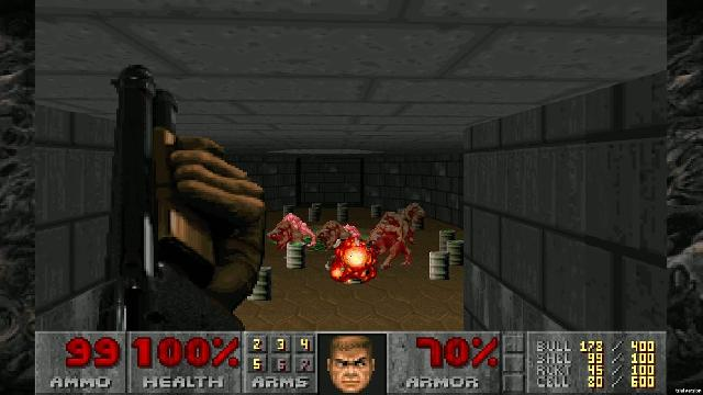 DOOM (1993) screenshot 21468