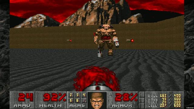 DOOM (1993) screenshot 21464