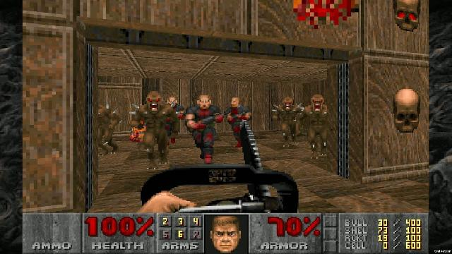 DOOM (1993) screenshot 21467