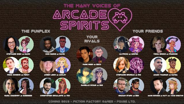 Arcade Spirits screenshot 21732