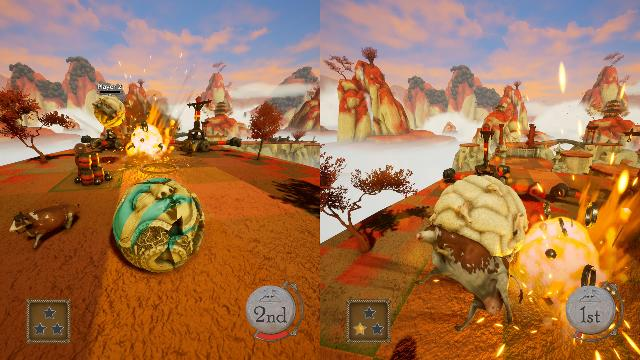 Rock of Ages III: Make & Break screenshot 21938