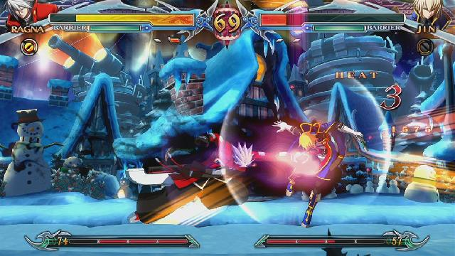 BlazBlue: Chrono Phantasma Extend screenshot 3745