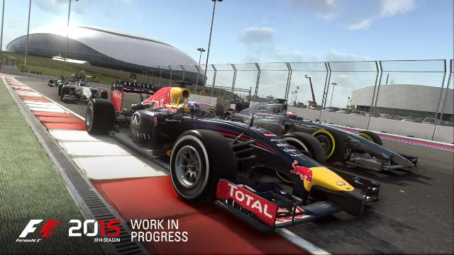 F1 2015 screenshot 2979