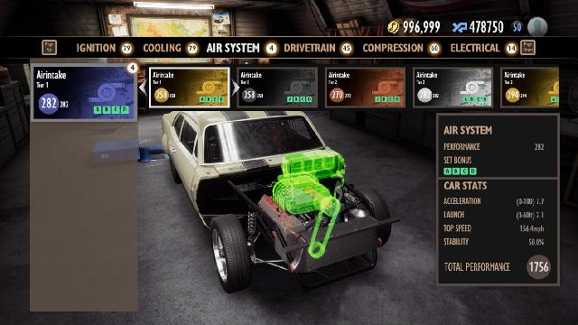 Street Outlaws: The List screenshot 22248